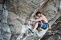Adam Ondra climbing Silence, 9c by PAVEL BLAZEK 1.jpg