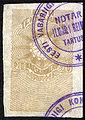 Adhesive labelEstonia1919 20m.jpg