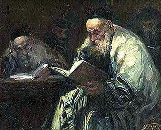 Adolf Behrman - Adolf Behrman, Talmud readers