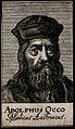 Adolph Occo I. Line engraving, 1688. Wellcome V0004346.jpg