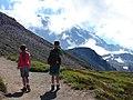 Adrie and Evan Redman hiking up 1st Burroughs. (a258d4daf54342869660b855318651da).JPG