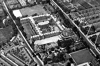 Liverpool Blue Coat School - Wavertree campus