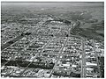 Aerial view of Invercargill, Southland, 1966.jpg