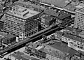 Aerial view of State Street elevated station, July 1925.jpg