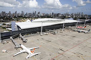 Aeroporto Internacional Do Recife Wikipedia A Enciclopedia Livre