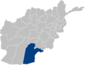 Afghanistan Kandahar Province location.PNG
