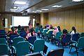 Afifa Afrin Discussing - Women Involvement in Bengali Wikipedia - Bengali Wikipedia 10th Anniversary Celebration - Daffodil International University - Dhaka 2015-05-30 1626.JPG