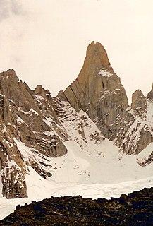 Tut Braithwaite British mountaineer