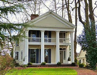 National Register of Historic Places listings in Clackamas County, Oregon - Image: Ainsworth House Oregon City Oregon