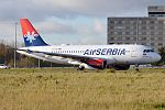 AirSERBIA, YU-APJ, Airbus A319-132 (31190687701).jpg