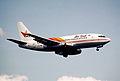 Air Sul Boeing 737-2K5; CS-TMD, August 1991 AFO (5066883214).jpg