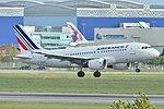 Airbus A319-100 Air France (AFR) F-GRHT - MSN 1449 (10498372206).jpg