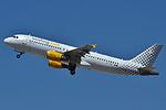 Airbus A320-200 Vueling (VLG) EC-KDX - MSN 3151 - Named Francisco José Ruiz Cortizo (9510313365).jpg