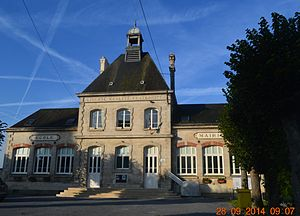 Aizy-Jouy - The Town Hall
