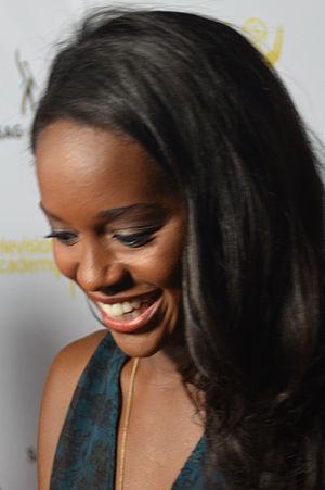 Aja Naomi King - King in August 2014