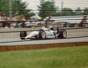 1990 CART PPG Indy Car World Series - Image: Al Unser Jr 1990