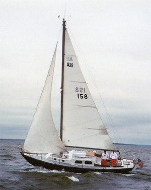 Carl Alberg - an Alberg 30, built in 1966