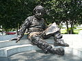 Albert Einstein DC.JPG