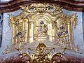 Aldersbach Pfarrkirche - Kanzel 2e Jesus Tempel.jpg