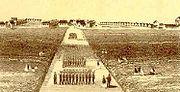Aldershot Barracks-1866