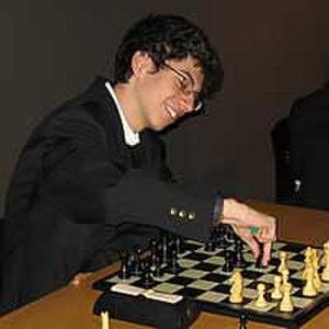 Alejandro Ramírez (chess player) - Image: Ale Ramirez