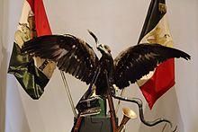 Bandera de Mxico  Wikipedia la enciclopedia libre
