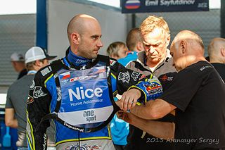 Aleš Dryml Jr. Czech speedway rider