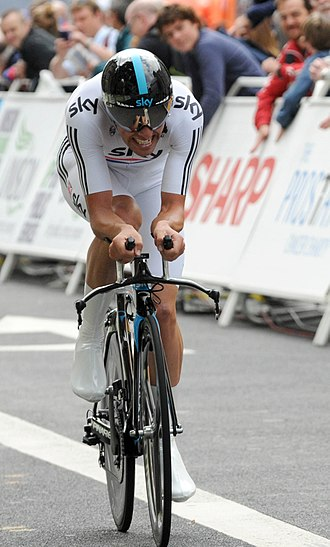Alex Dowsett - Dowsett at the 2011 Tour of Britain