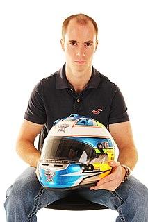 Alex MacDowall British racing driver
