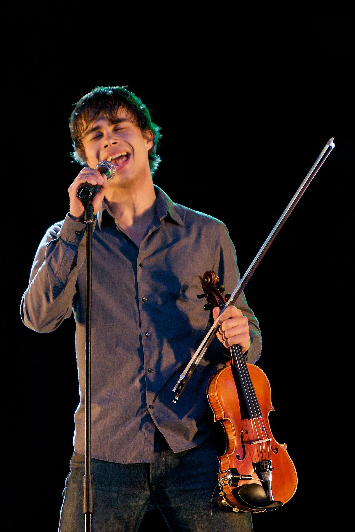 Run by a worldwide team of Alexander Rybak fans
