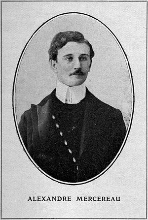 Alexandre Mercereau
