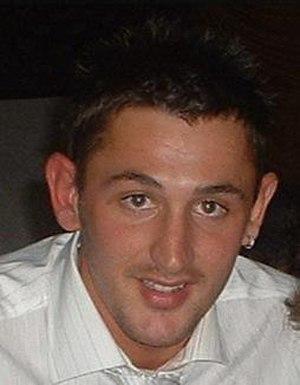 Alex Williams (footballer, born 1983) - Image: Alexwilliams
