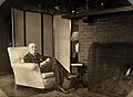 Alfred North Whitehead. Photograph. Wellcome V0027330.jpg