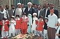 Ali Khamenei in Torbat-e Jam - welcomed by children (2).jpg