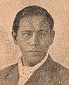 Ali Yugo, Bintang Soerabaia advertisement, Tokio Gekidjo, Djakarta, 1942 (reverse).jpg