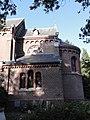 Altforst Rijksmonument 523080 H. Donatuskerk, de halfronde apsis.JPG