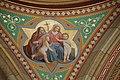 Altlerchenfelder Pfarrkirche - Deckenmalerei im linken Seitenschiff 09.JPG