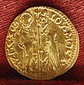 Alvise mocenigo III, mezzo zecchino, 1722-32.jpg