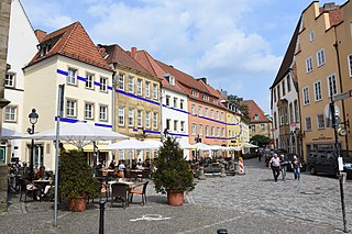 Osnabrück Place in Lower Saxony, Germany