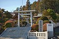Ama-no-Iwa-To Ranzan Myogashi Miya Shrine(The Rock-Cave-of-Heaven Ranzan Shrine) - 天岩戸嵐山明が指宮 - panoramio.jpg