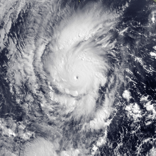 Hurricane Amanda, the strongest May tropical cyclone in the basin on record