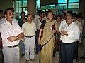 Ambika Soni Visiting Dynamotion Hall - Science City - Kolkata 2006-07-04 04810.JPG