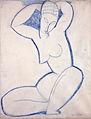 Amedeo Modigliani - Caryatid.jpg