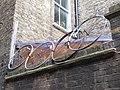 An appropriate deterrent for bicycle thieves - geograph.org.uk - 1238270.jpg