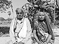 An elderly couple belonging to Koeri caste in Bihar(2020).jpg