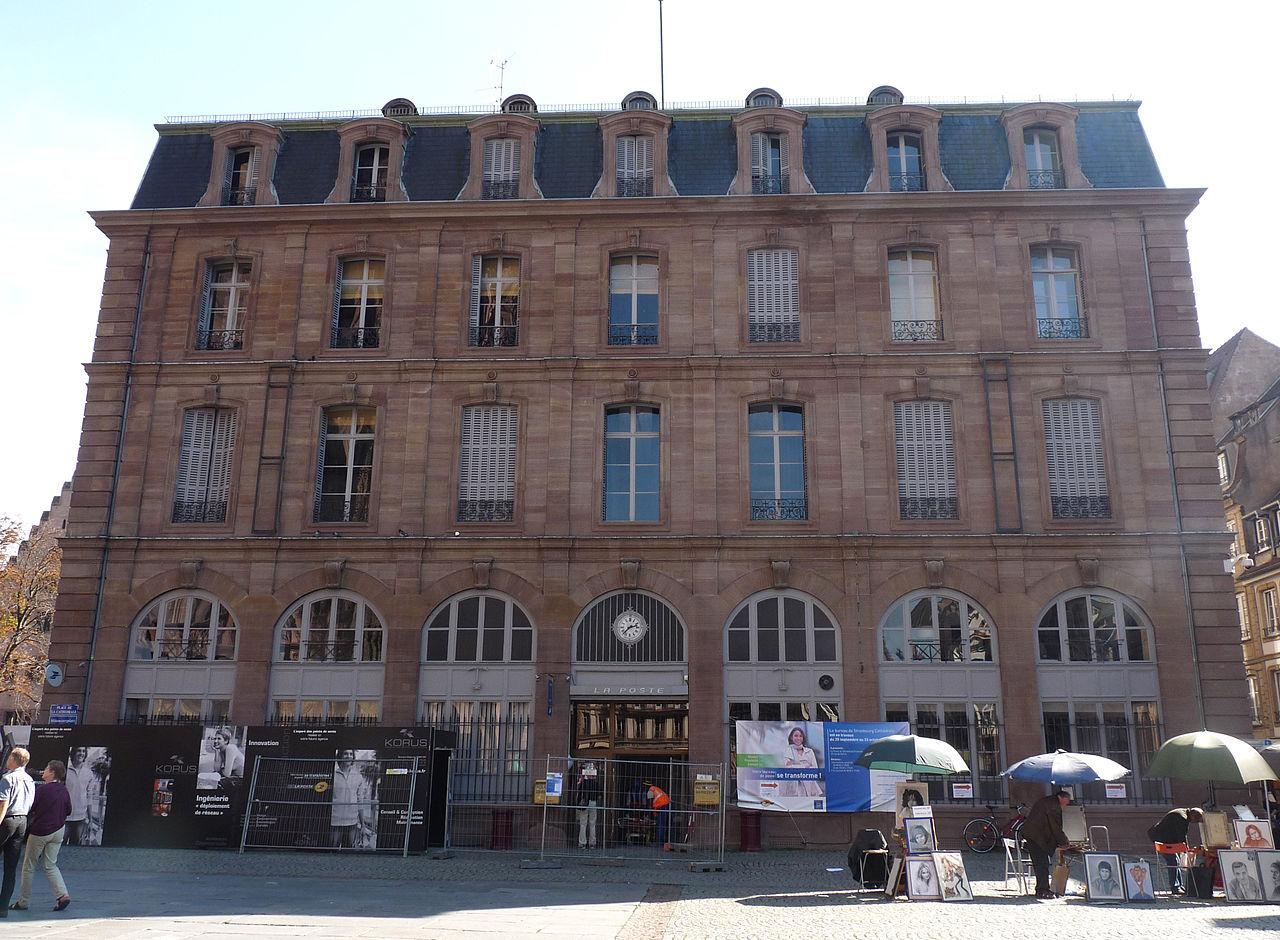 File:ancienne ecole du service de santé militaire de strasbourg 1
