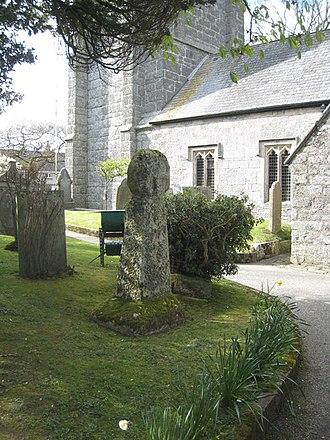 St Stephen-in-Brannel - Treneague Cross