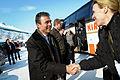 Anders Fogh Rasmussen och de andra nordiska statsministrarna valkommnas till globaliseringsmotet i Riksgransen 2008-04-02.jpg