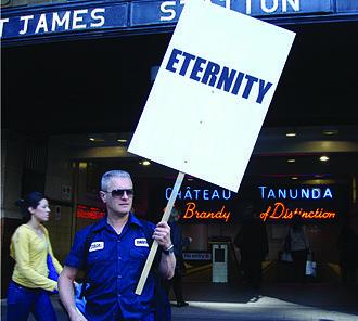 Andre Stitt - André Stitt, Eternity, Sydney (2009)