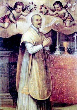 Theatines - Andrew Avellino (1521-1608).